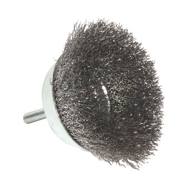 Brosse coupe m tal d 75 mm xt20211000206 tivoly for Cuisine metal brosse