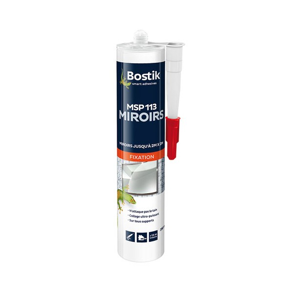 Colle fixation MS113 - 290 mL  - 30114195 - BOSTIK