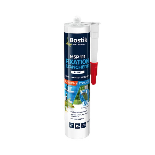 Colle fixation MS110 - 290 mL  - 30114180 - BOSTIK