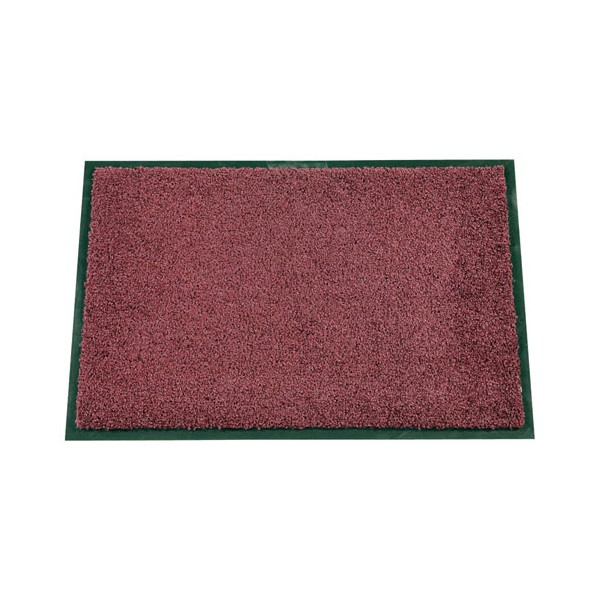 Tapis absorbant 40x60 cm prune mirande406013 id mat for Tapis de cuisine absorbant