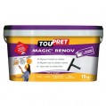 Enduit Magic rénov - 15 Kg  - GPMAGR15K - Toupret