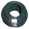Gaine ICTA avec tirefil - 16 mm² - 100 m - gris