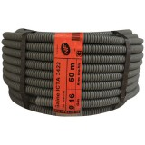 Gaine ICTA avec tirefil - 16 mm² - 50 m - gris