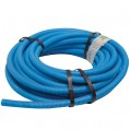 Tube PER gaine - bleu - D: 12 mm - 15 m