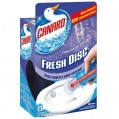 Fresh Disc - 6 disques de gel WC - lavande - Canard wc