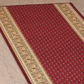 Tapis de passage Astek - 0.67x30 m - rouge