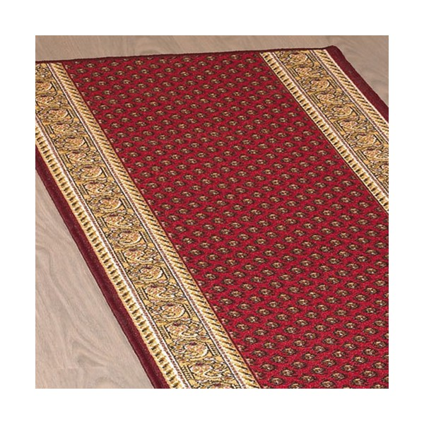 tapis de passage astek m rouge 673004 id mat home boulevard. Black Bedroom Furniture Sets. Home Design Ideas
