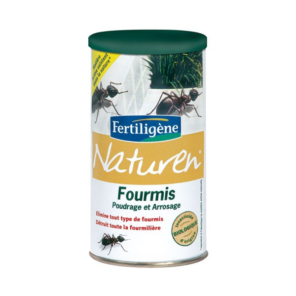 Anti fourmis 250 g nfoup2 fertiligene home boulevard for Peinture anti insecte