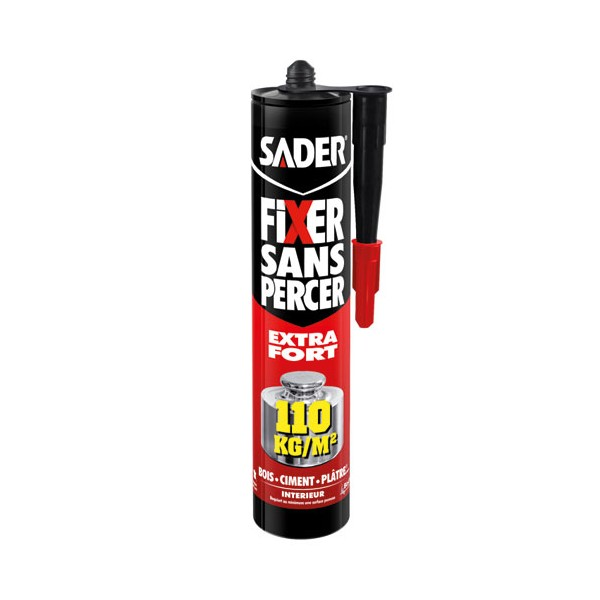 Colle Fixer sans percer immédiat - 310 mL  - 30609381 - SADER