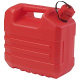 Jerrican hydrocarbure rouge - 10 L