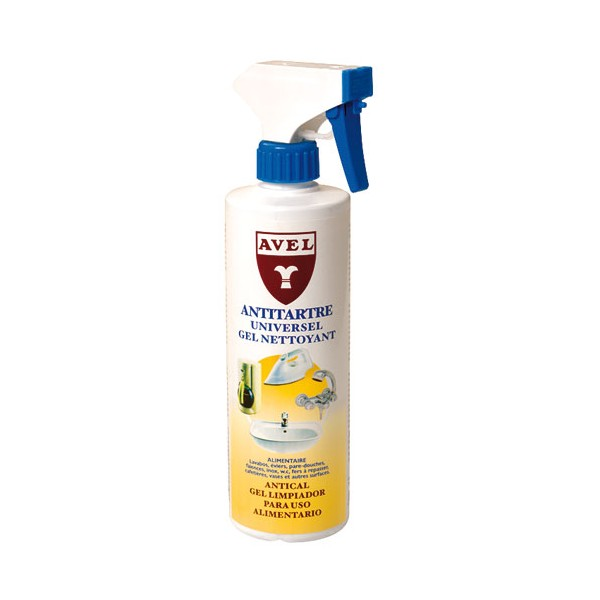 Gel antitartre universel - 500 mL - AVEL