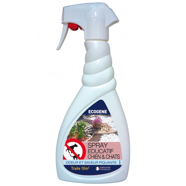 R pulsif chiens et chats 500 ml ecogene home boulevard - Repulsif chat jardin ...