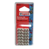 Barrette de raccordement Nylbloc - 6 mm²