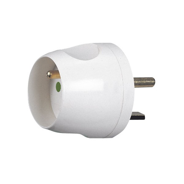 Adaptateur 2 phases + terre - 16 A - 20 A - 90037 - LEGRAND
