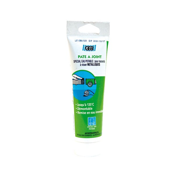 Mastic eau potable - 125 mL  - 103980 - GEB