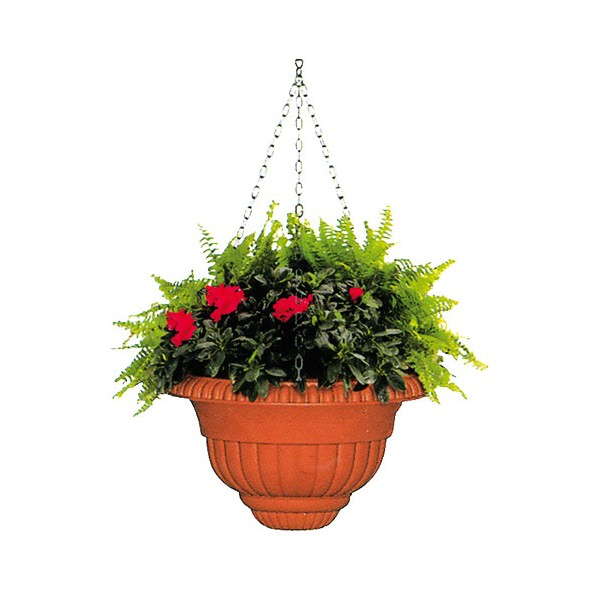 Suspension ebro - coloris terre cuite - D: 37 cm - 3002603700804 - MARCHIORO