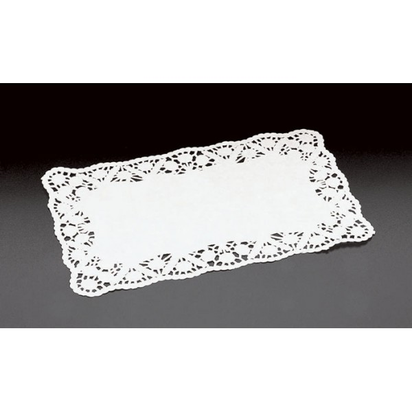 Napperons rectangulaire - 30x19 cm - x15 - 315257765 - METALTEX