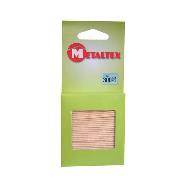 Cure-dents en bois x300 - 315577002 - METALTEX