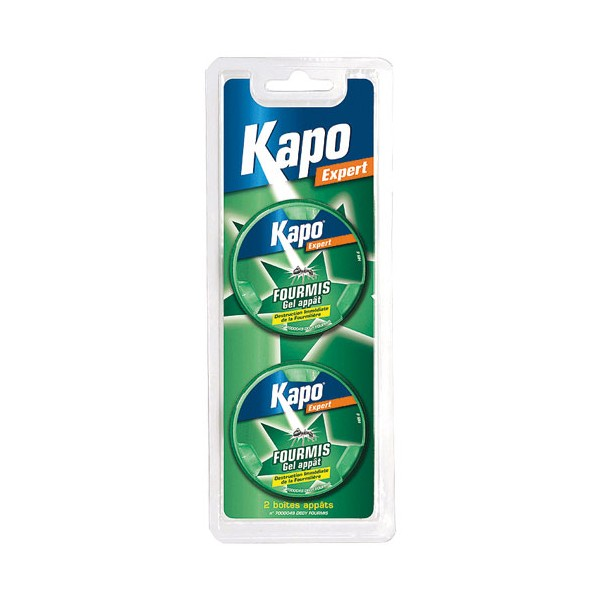 Anti-fourmis appât - lot de 2 - 10 g - KAPO