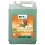 Détergent désinfectant sans javel ND610 - 5 L