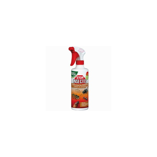Stop insectes rampants et volants - 500mL - 14002 - BSI