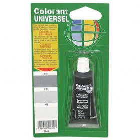 COLORANT UNIVERSEL Colorant - sienne calcinée - 25 mL