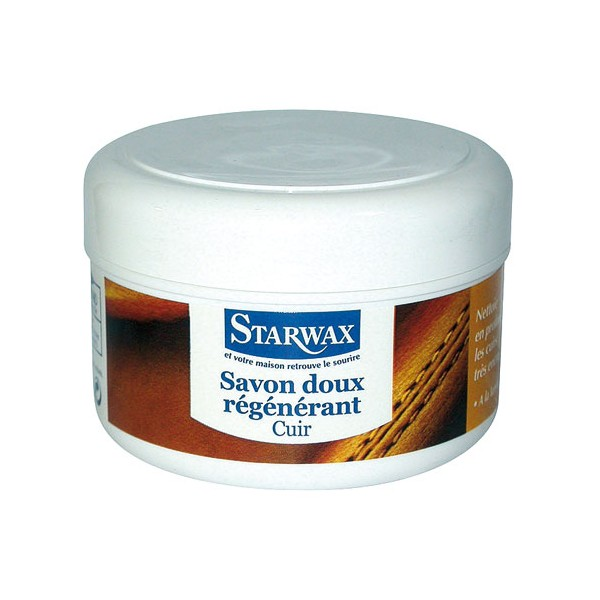 savon doux r g n rant pour cuir 150 ml starwax home boulevard. Black Bedroom Furniture Sets. Home Design Ideas