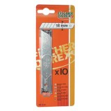 Lame de cutter - lot de 10 - 18 mm