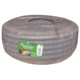 Gaine ICTA avec tirefil - 25 mm² - 25 m - gris