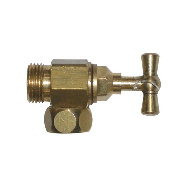 Robinet chasse - 12x17 mm - brut  - BOUTTE