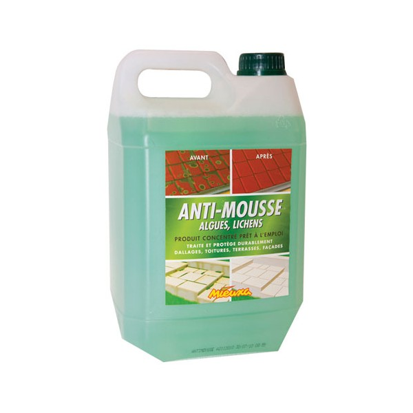 Anti-mousses - 5 L - 103607 - MIEUXA