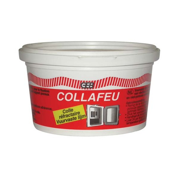 Colle réfractaire Collafeu - 300 g  - 125211 - GEB