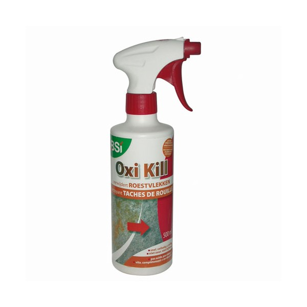 Détachant rouille Oxi Kill - 500 mL - BSI