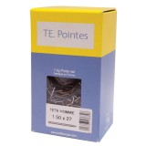 Pointes TH - 27x1.5 mm - 1 Kg