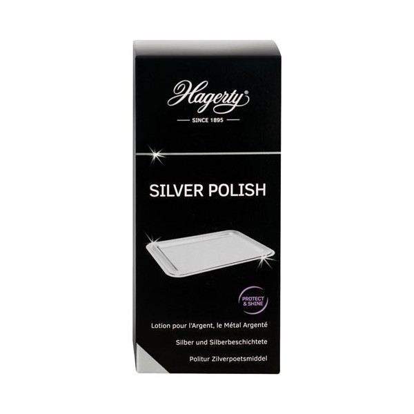Silver polish - 100 mL  - HAGERTY