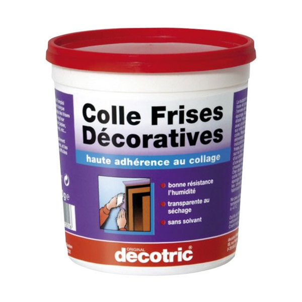 Colle pour frise - 750 g - 12016 - DECOTRIC