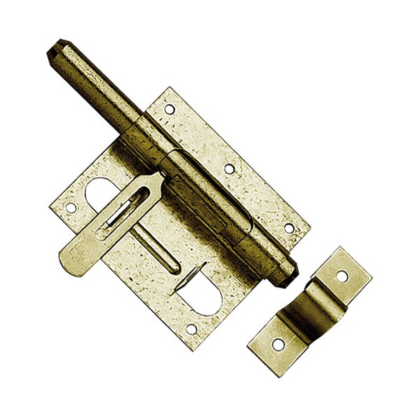 Verrou box porte cadenas renforc 16 mm 857815 mermier for Loquet fermeture fenetre