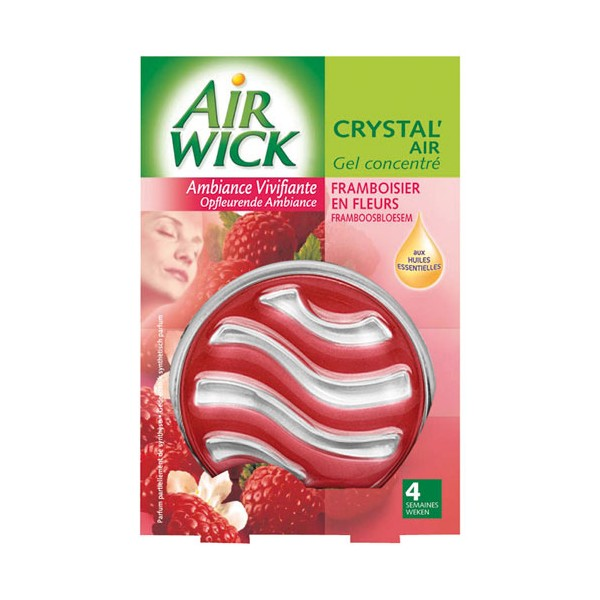 Crystal Air - framboise - 60700102 - AIR WICK