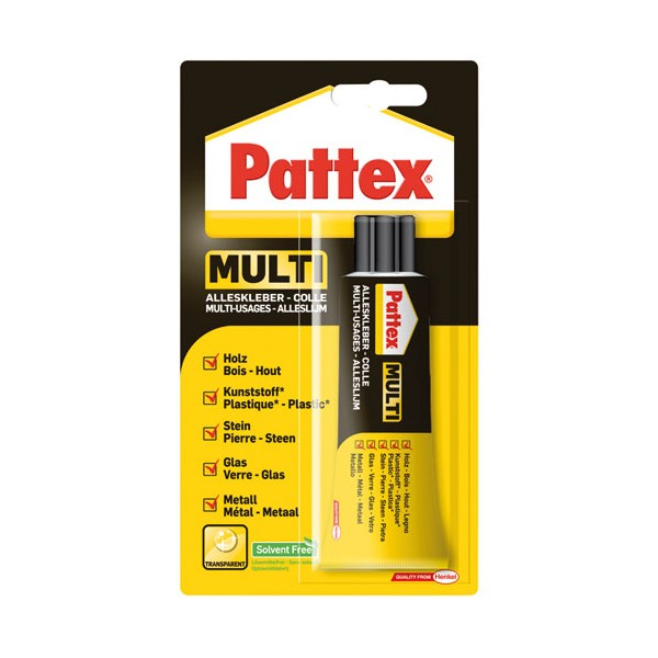 Colle Multi - 50 g  - 1472479 - PATTEX
