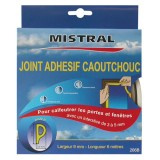 Joint P - blanc - 6 m