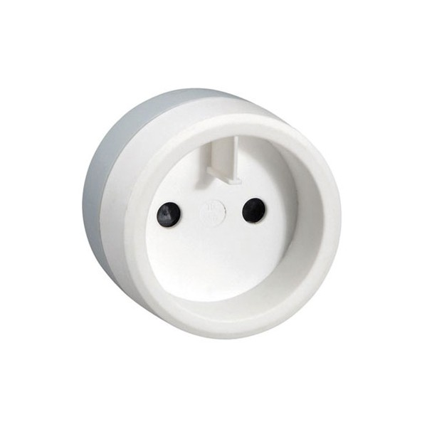 Adaptateur Europe/USA - 50386 - LEGRAND