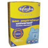 Lot de 5 sacs aspirateur Wonderbag universel