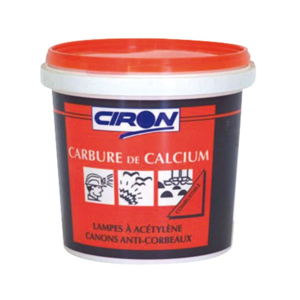 Carbure de calcium - 500 g - 6444421267 - CIRON