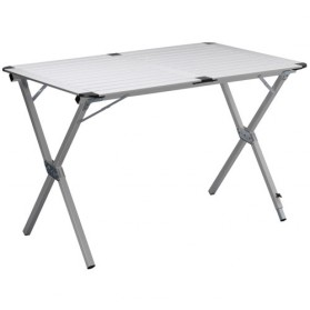 Table aluminium Texas - 110x70x70 cm