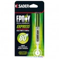 Colle époxy express - 3 g - 30601296 - Sader