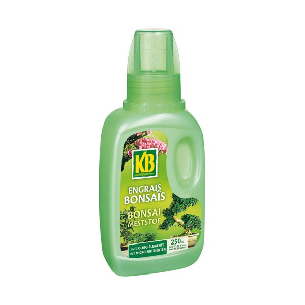 Engrais bonsaïs - 250  mL - KBBON - KB