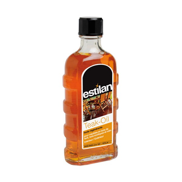 Teak-Oil - 125ml - 7059 - ESTALIN