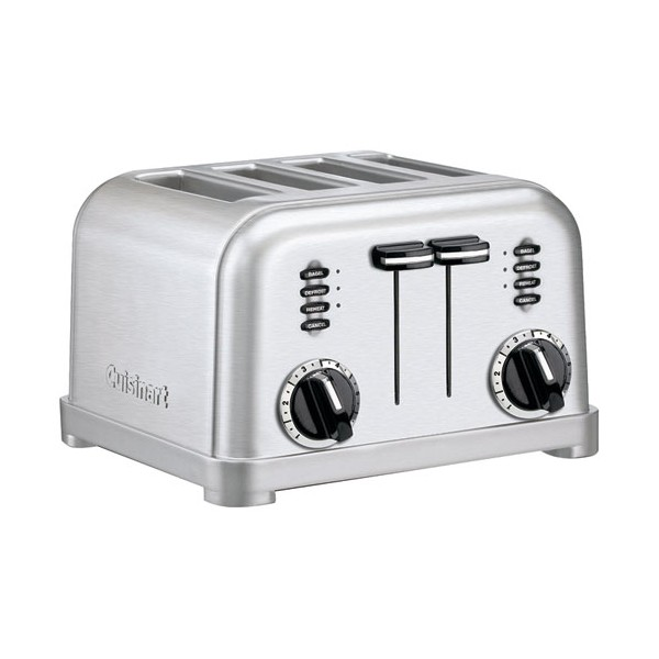 Grille-pain toaster CPT180E - 4 tranches - CPT180E - CUISINART