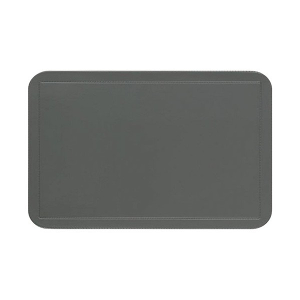 Set de table uni - 43.5x28.5 cm - gris - 15017 - KELA