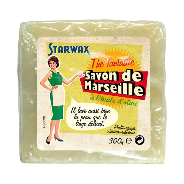 savon de marseille huile d 39 olive fabulous 300g 21016 starwax. Black Bedroom Furniture Sets. Home Design Ideas